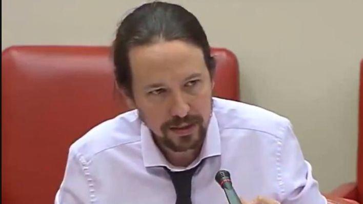 """Iglesias acusa al PP de """"indecencia"""" en la atención a ancianos con coronavirus en Madrid"""
