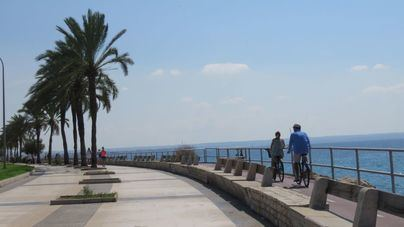 Ligero ascenso de temperaturas en Baleares