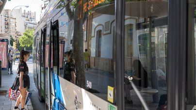 Ciudadanos denuncia la retirada de sanitarios portátiles en varias líneas de la EMT