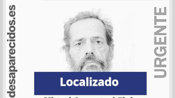 Localizado Miguel Amengual, que había desaparecido en Palma el sábado