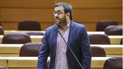 El senador de Més Vicenç Vidal reprocha a