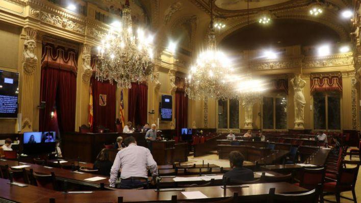 El Parlament reclama por unanimidad al Gobierno que mantenga los ERTE hasta el 31 de diciembre