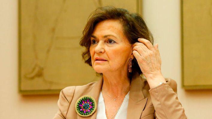 Calvo cree que el giro de Ciudadanos es temporal y que volverá a su posición anterior tras la crisis