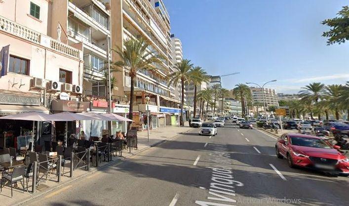 El Paseo Marítimo de Palma seguirá cerrado al tráfico rodado