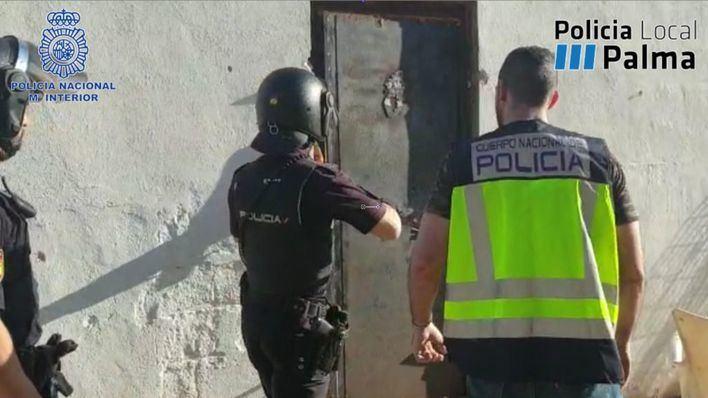 Cinco detenidos por robar en El Molinar en casa de un familiar a quien acusaban de dar un chivatazo a la Policía