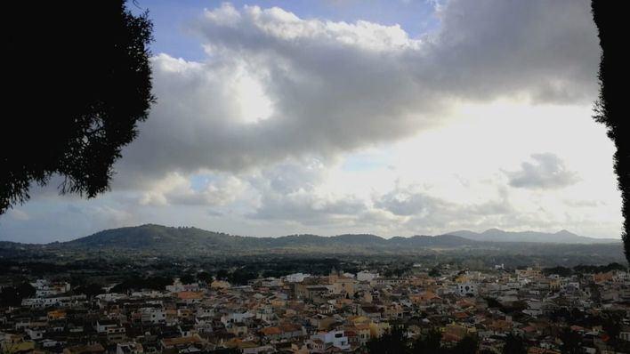 Probabilidad de precipitaciones ocasionales acompañadas de tormenta en Baleares