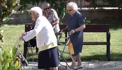 El IMAS lanza una campaña en las redes sociales contra el maltrato a los ancianos