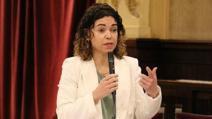 Rosario Sánchez comparecerá en el Parlament