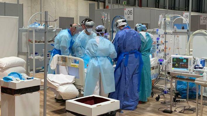 143 contagios, dos más que el miércoles, en el nuevo recuento diario del coronavirus en España