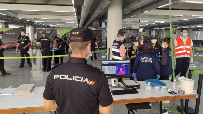 Devuelven a Alemania a otros 18 pasajeros al no poder justificar su viaje a Palma