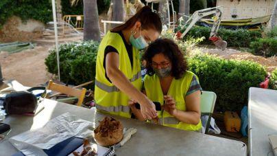 Los restos óseos hallados en el cementerio de Sencelles serán comparados con el ADN de familiares