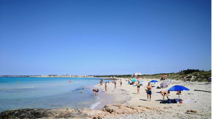 Calor de verano este fin de semana en Baleares