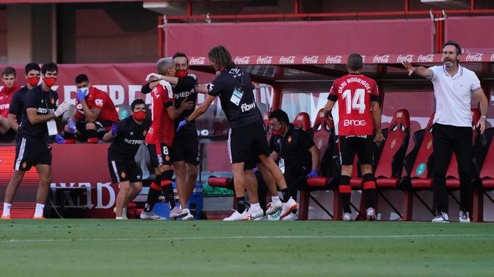 Moreno: 'No hemos estado ni cómodos ni acertados'