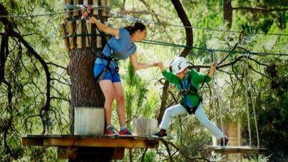 Palma reabre 177 espacios de juegos infantiles en parques, plazas y zonas verdes