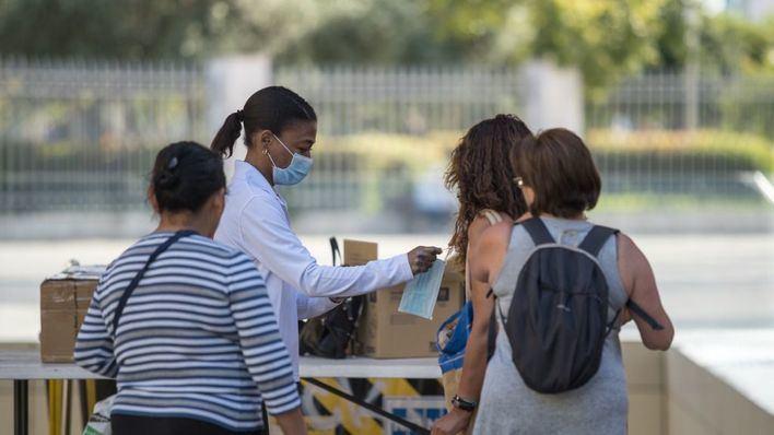 Siete fallecidos y 134 contagios por coronavirus en España en 24 horas