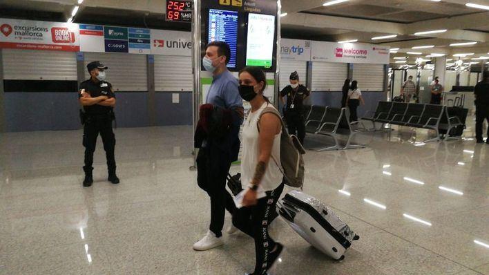 Baleares estrena la libre circulación con la llegada de 25 vuelos internacionales
