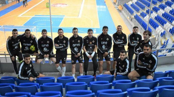El Palma Futsal inicia la