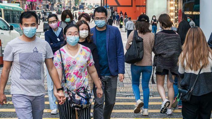 Pekín reduce a nueve los nuevos positivos de coronavirus