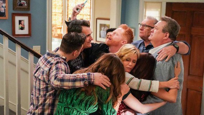 Neox emite el final de 'Modern Family' este miércoles