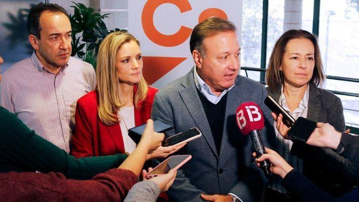 Ciudadanos acusa a Armengol de hacer 'un uso partidista y propagandista' de la gestión del coronavirus