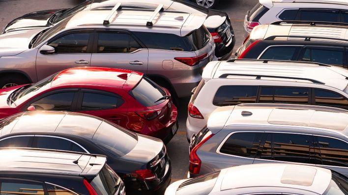 La venta de vehículos de ocasión se hunde un 72,8 por ciento en Baleares