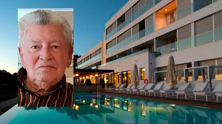 Muere el hotelero formenterense Joan Ferrer Torres, 'Juanito Platé'