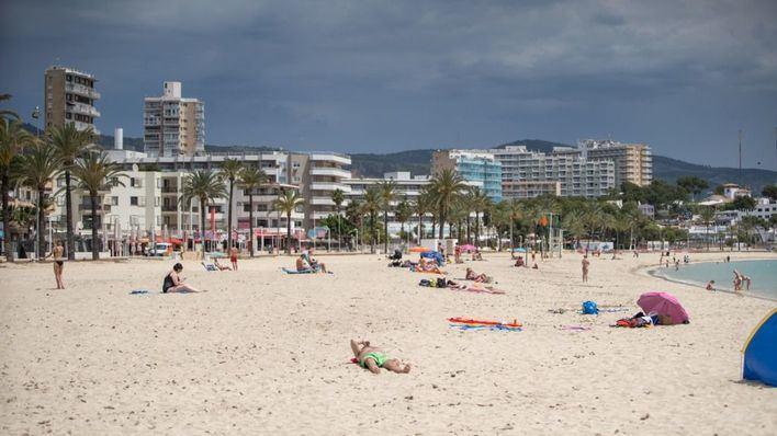 Temperaturas de hasta 34 grados en Palma