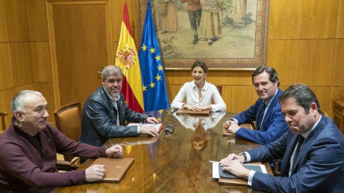 Hay acuerdo: los ERTE se prorrogarán hasta septiembre