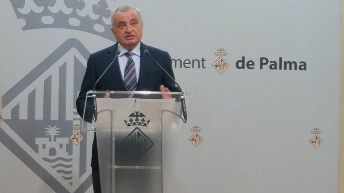 Vox celebra que Cort se comprometa con la limpieza de Sa Riera para evitar 'una desgracia' en El Hoyo