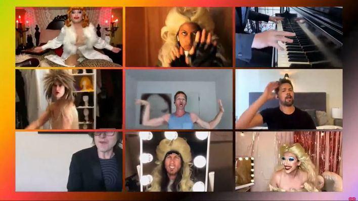 Ricky Martin, Sia, Katy Perry y Carla Morrison viven un Orgullo LGTBIQ+ digital