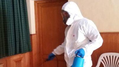 Sanidad advierte de los peligros para la salud de la desinfección con ozono y luz ultravioleta