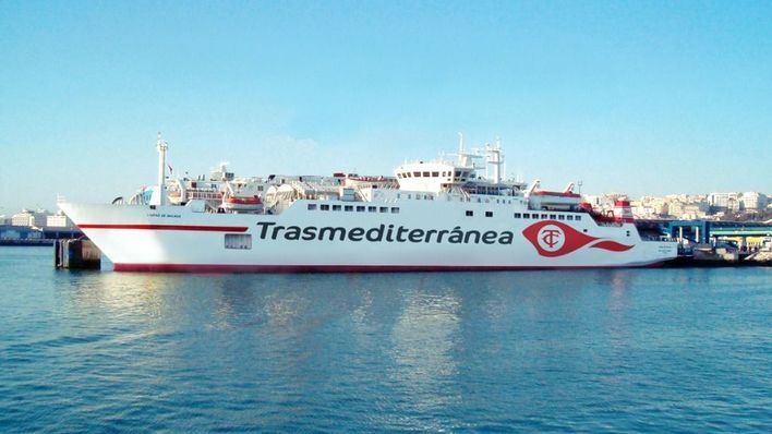 Naviera Armas Trasmediterránea realiza dos nuevas expediciones con repatriados de Marruecos