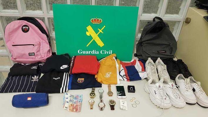 Seis detenidos en Marratxí tras robar en una casa gracias al chivatazo de un 'amigo íntimo'