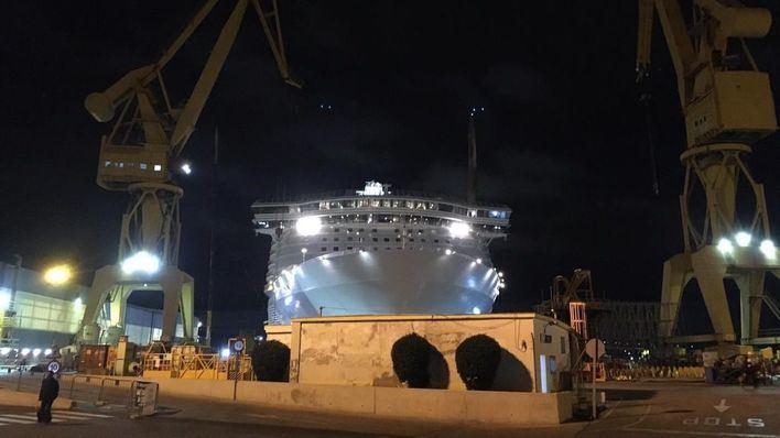 España mantiene la prohibición de entrada de cruceros