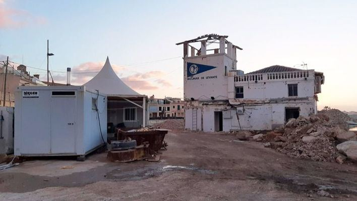 Indignación entre los clubes náuticos de Baleares por sacar a concurso el Club Marítimo del Molinar