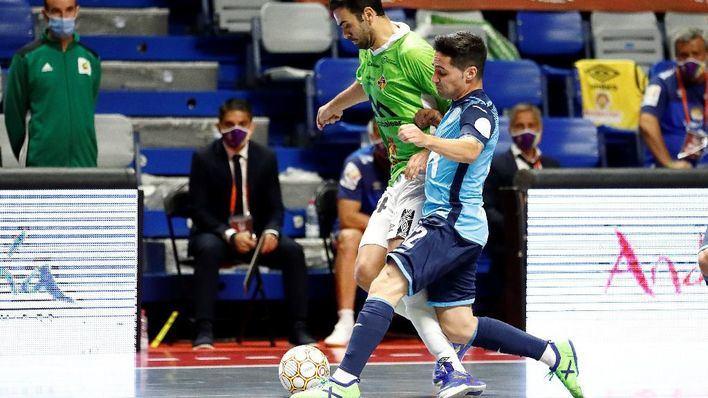 El Palma Futsal se despide de la final tras caer ante el Movistar Inter
