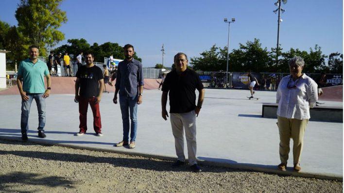 Un renovado Skate Park reabre puertas en Calvià