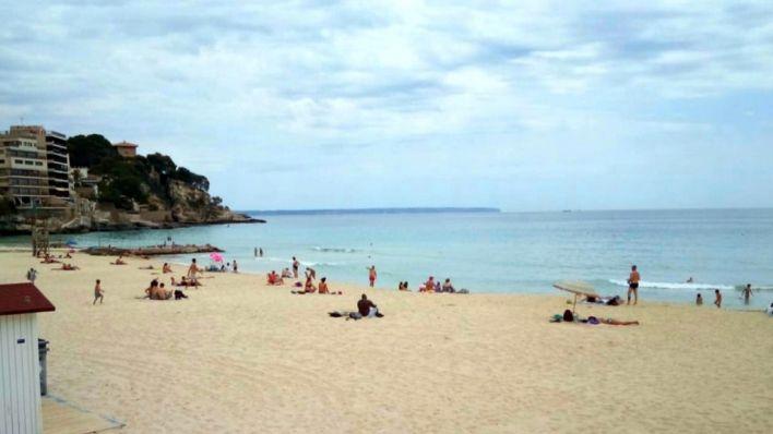 Cielos despejados y mucho calor en Baleares