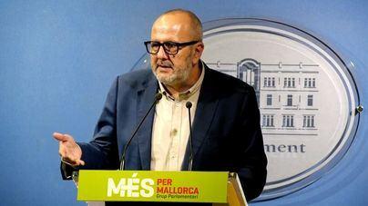 Més califica de 'agravio comparativo' la prórroga de los ERTE para Canarias y afirma que la situación de Baleares es 'peor'