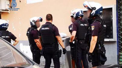Dos detenidos por tráfico de drogas en Palma