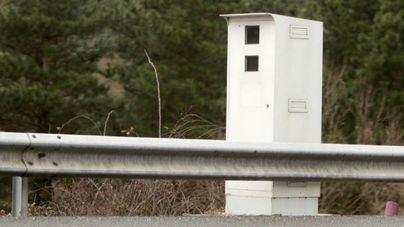 Dos de los trece radares que más multan en España están en Baleares