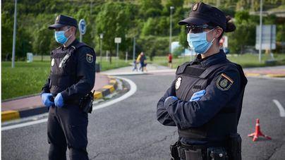 Las Fuerzas de Seguridad contabilizan 17 muertes y 568 positivos desde el inicio de la pandemia