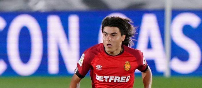 El mallorquinista Luka Romero y la 'generación de futbolistas del coronavirus'