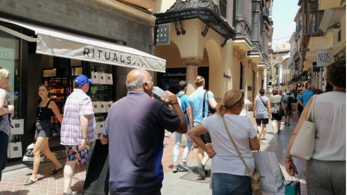 Julio se estrena en Mallorca con ola de calor