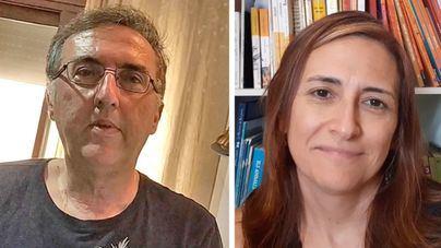 Francesc Pastor y Muriel Villanueva, ganan los premios de poesía y narrativa de Santanyí