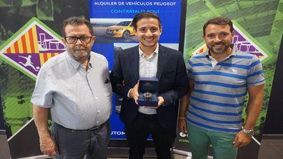 Nico Sarmiento pone punto y final a cinco temporadas en el Palma Futsal