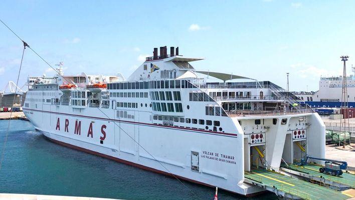 Armas Trasmediterránea potencia las conexiones a Baleares este verano