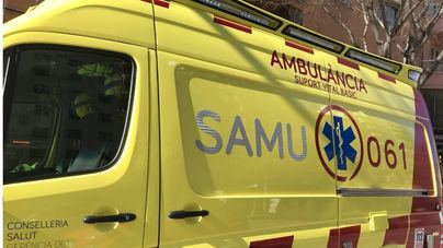 Trasladan a Son Espases en estado crítico a una niña de tres años ahogada en una piscina de Ciutadella