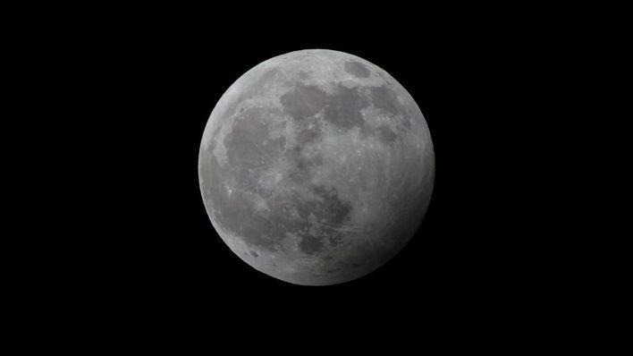 El eclipse de luna de este domingo podrá ser contemplado desde España