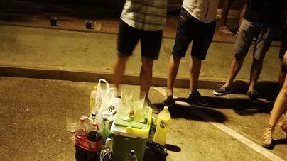 Dispositivo especial de la Policía para evitar concentraciones de jóvenes en Palma el fin de semana